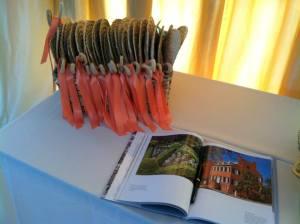guest book ideas - savannah book - iphone pic