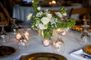 liz and james table setting