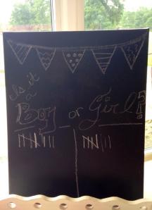 shower - boy or girl 2